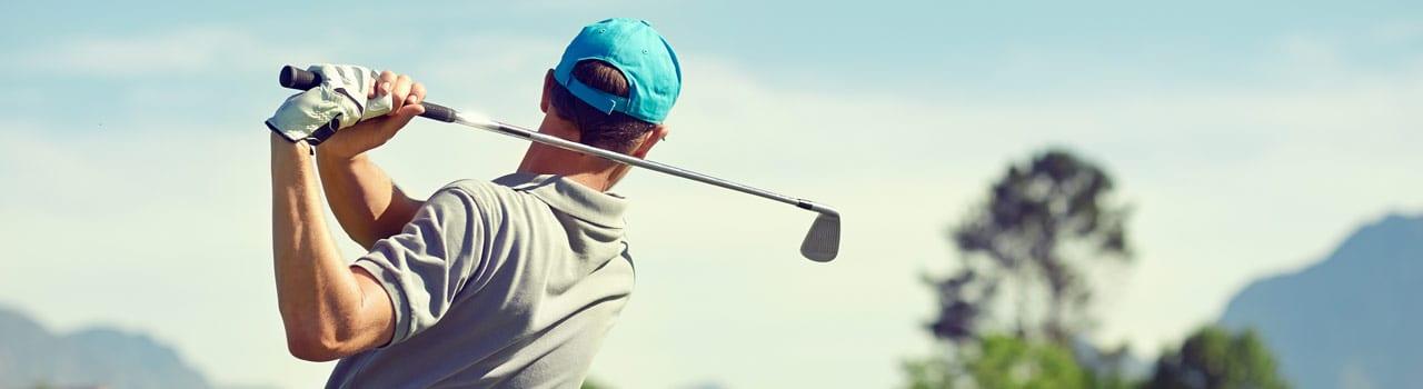 Robert Unsell, MD treats Golfer's Elbow