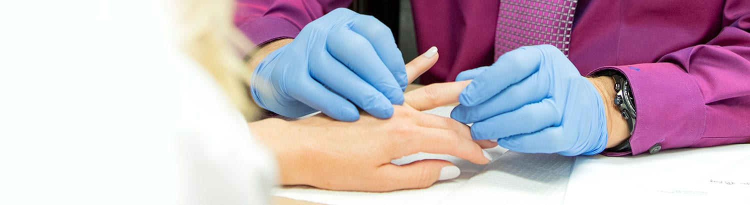 Robert Unsell MD Restores Hand & Elbow Functions